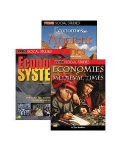 PRIME Social Studies Theme Set Economics