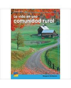 Spanish Content Connections Big Books Theme Set: Communities
