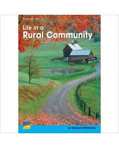 Content Connections Big Books Theme Set: Communities