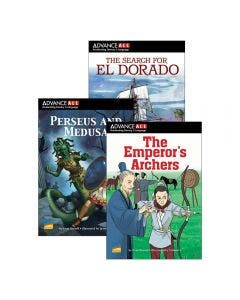 Advance ALL Grade 6 Topic Set: Legendary Journeys