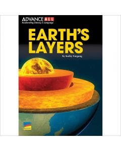Earth's Layers - 6-Pack
