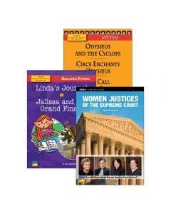 Be a Reading STAR Grade 4 Intervention Set II