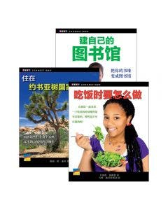 Chinese Text Connections Grade 1 Single Copy Set (Chinese Simplified)