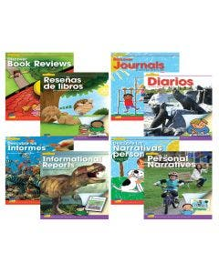 Dual Language Mentor Writing Big Books