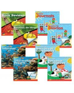 Dual Language Mentor Writing Big Books Grade K