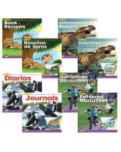 Dual Language Mentor Writing Big Books Grade 1