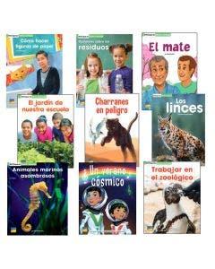 Spanish Spot On Science & Technology Grade 2 Single-Copy Set