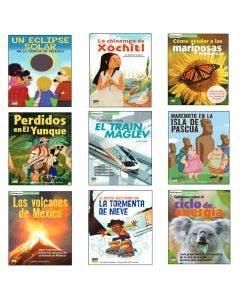 Spanish Spot On Science & Technology Grade 4 Single-Copy Set