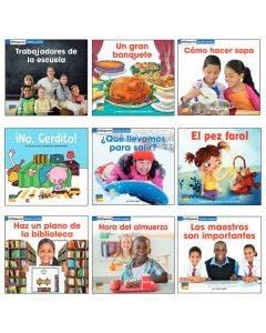 Spanish Spot On Social Studies Grade K Single-Copy Set