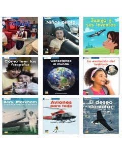 Spanish Spot On Social Studies Grade 2 Single-Copy Set