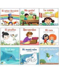 Spanish Spot On Literature Grade K Single-Copy Set