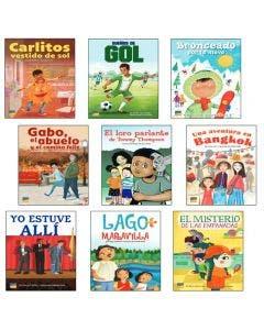 Spanish Spot On Literature Grade 3 Single-Copy Set