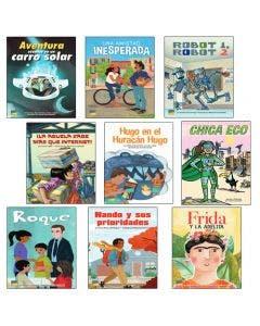Spanish Spot On Literature Grade 5 Single-Copy Set
