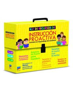 Kit de recursos de instrucción proactiva Gr. K-1 V2