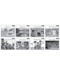 Benchmark Advance 2 Gr. 1 Decodable Readers Take Home Book 25-Copy Set - 72 Titles 1-Year