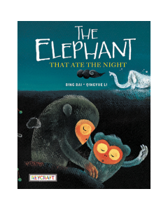 Elephant That Ate the Night (hardcover) Trade Book
