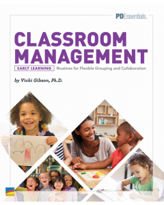 Classroom Management Guide-Early Learning Professional Development Book