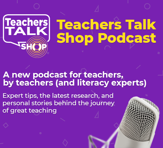 Teachers Talk Shop