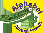 Alphabet Animal Friends Logo